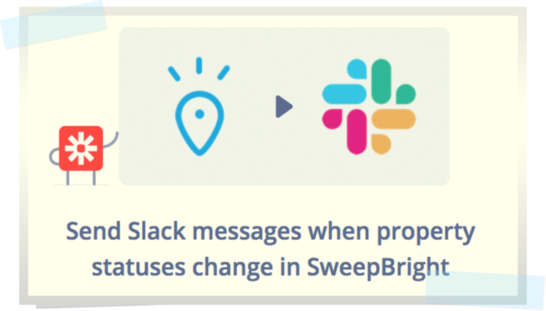 Automation in action: send a Slack message to your team when a property is sold